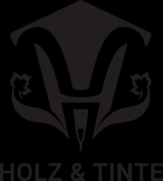 Holz-und-Tinte-Tattoo-Studio-Logo-Dark